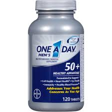 One a Day Mens 50+ Multivitamin