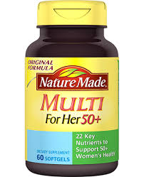 Nature Made Multi for Her 50+