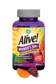 Natures Way Alive Womens Multi 50+