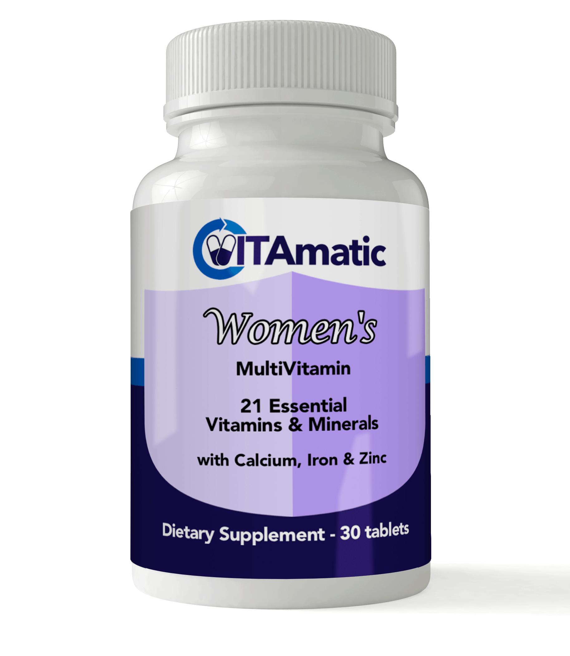 Vitamatic Womens Multivitamin